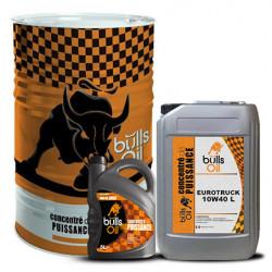 BULLS OIL EUROTRUCK 10W40 L