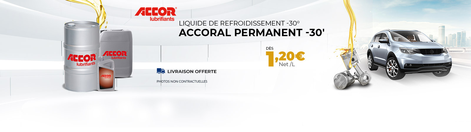 Auto Accor permanent 30